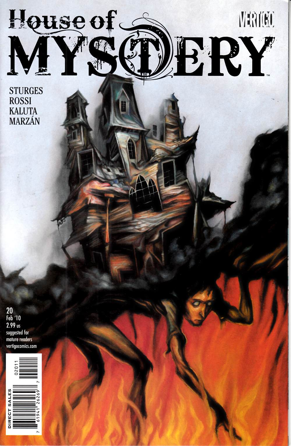 House of Mystery #20 Very Fine (8.0) [DC Comic] THUMBNAIL