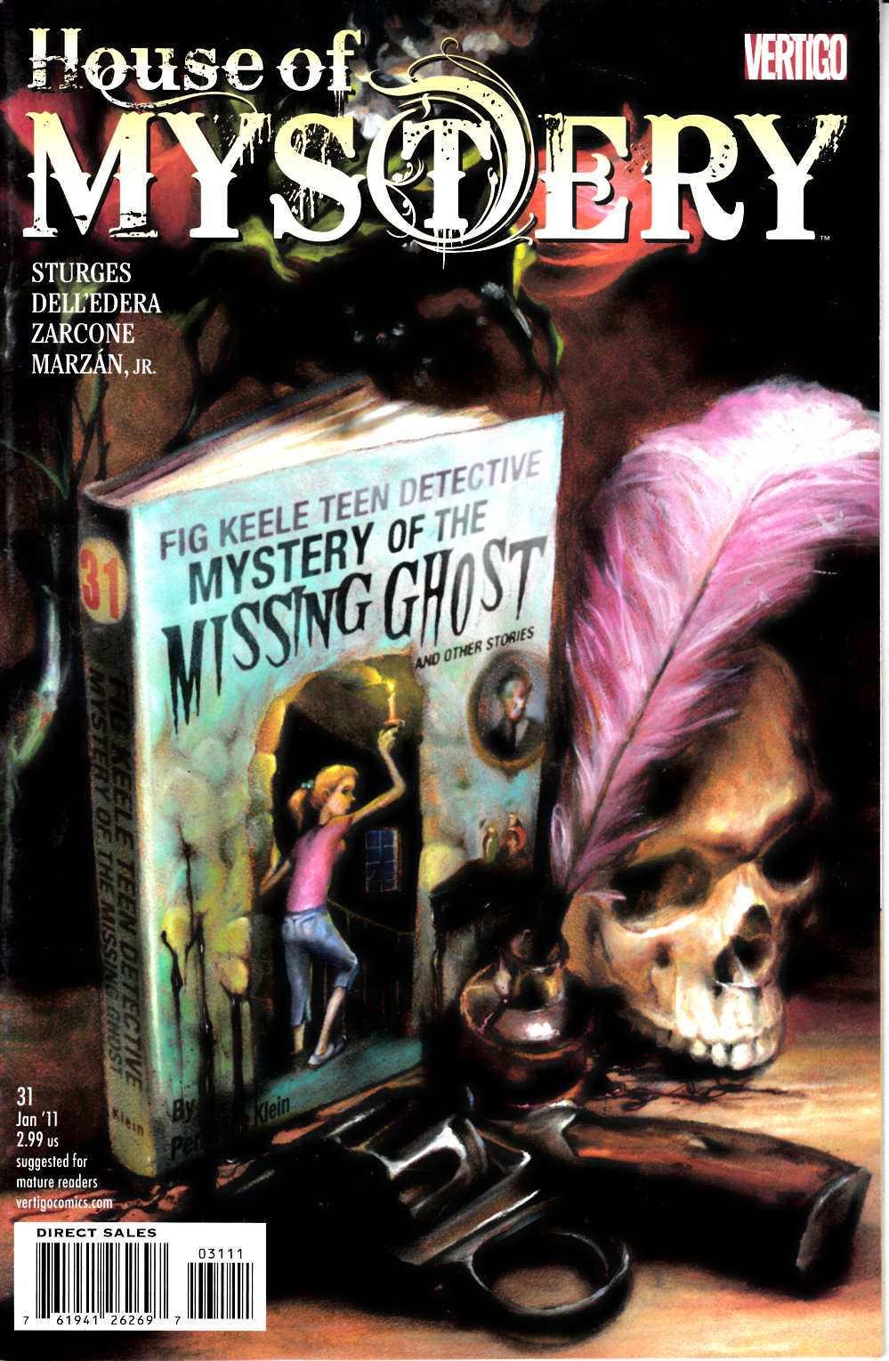 House of Mystery #31 Near Mint (9.4) [DC Comic] THUMBNAIL