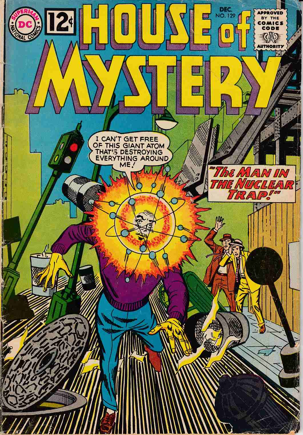 House of Mystery #129 Very Good (4.0) [DC Comic] THUMBNAIL