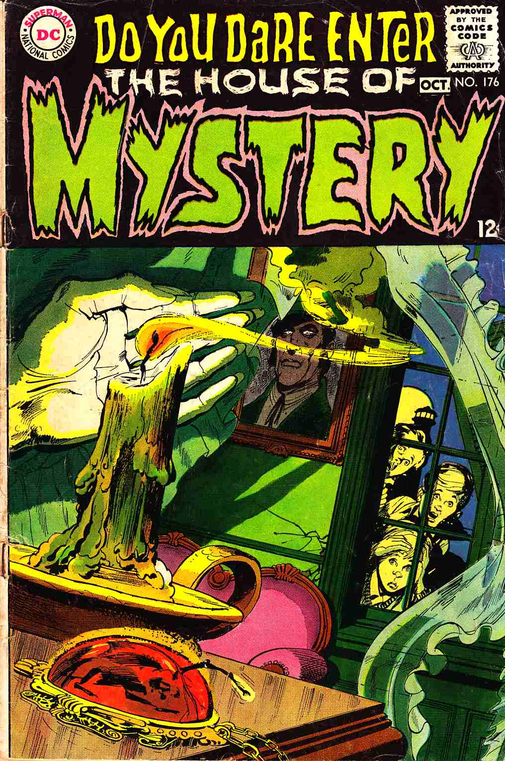 House of Mystery #176 [DC Comic] THUMBNAIL
