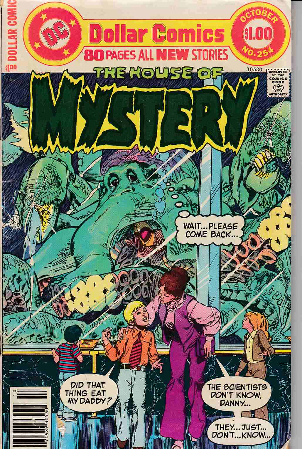 House of Mystery #254 Good (2.0) [DC Comic] LARGE
