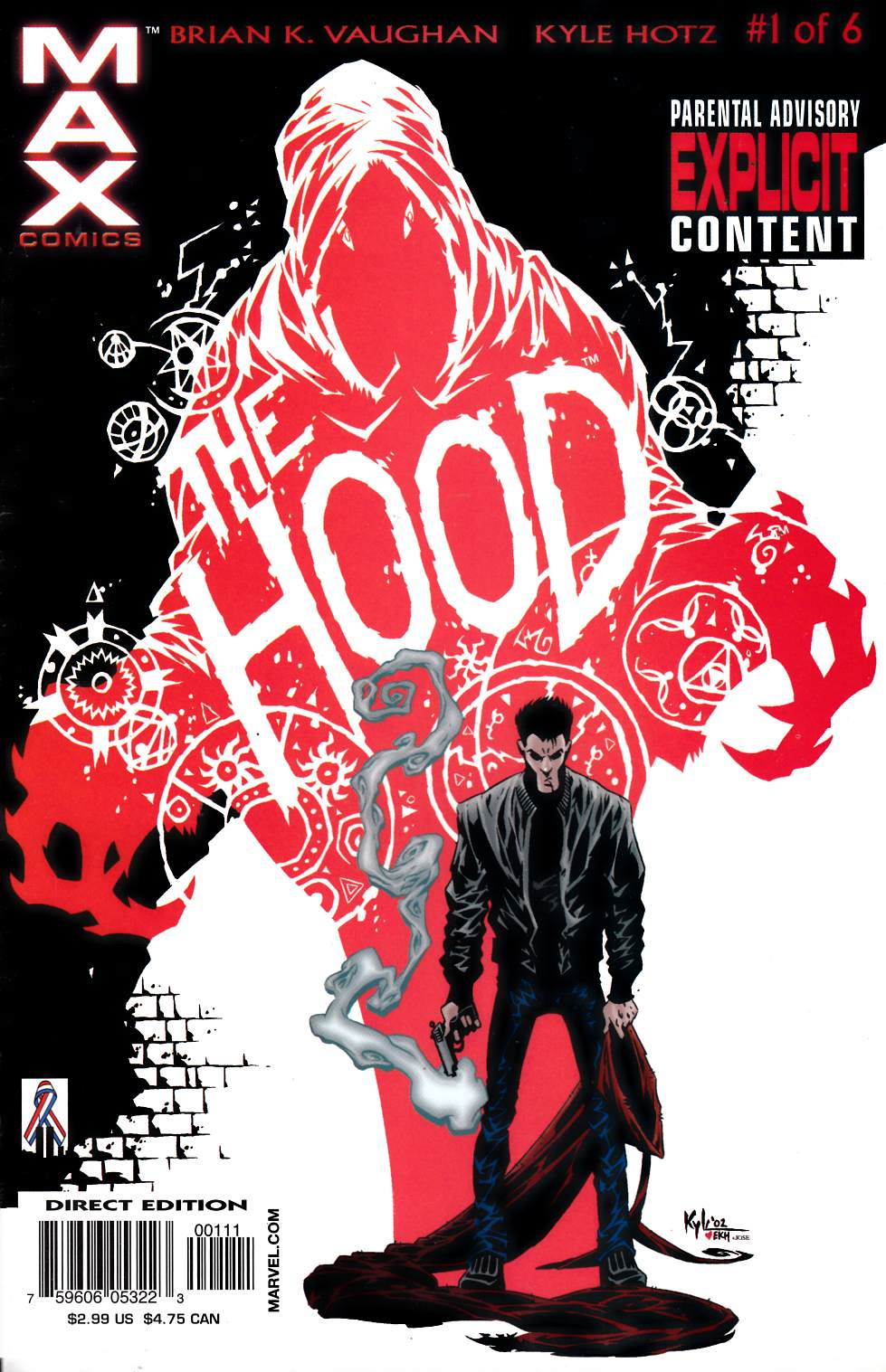 The Hood #1 Very Fine (8.0) [Marvel Comic] THUMBNAIL