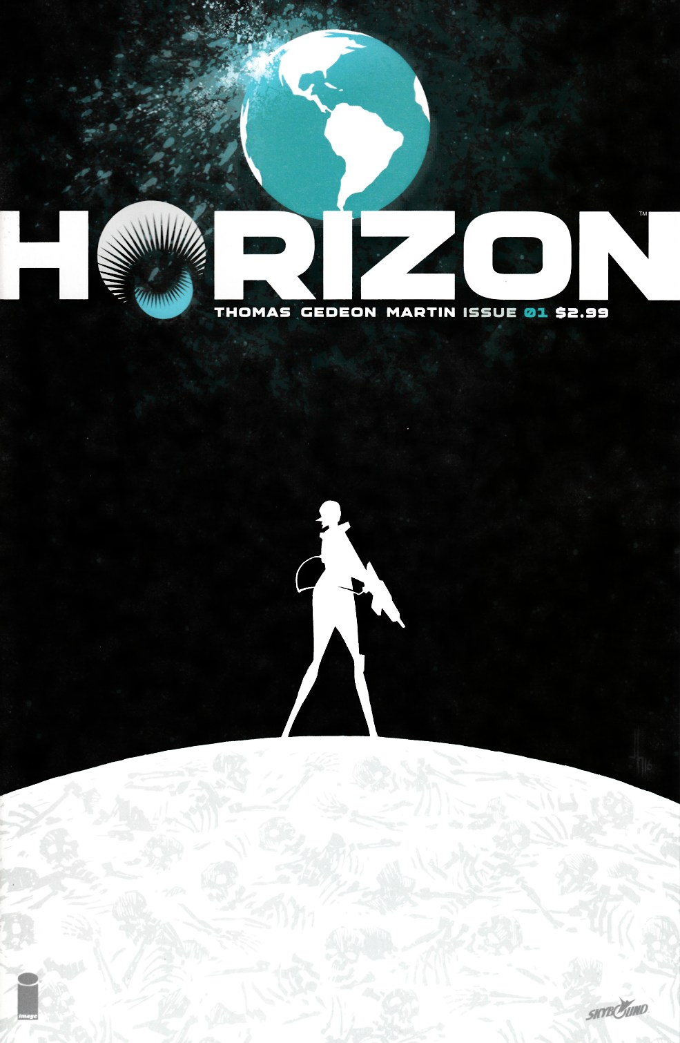 Horizon #1 [Image Comic]