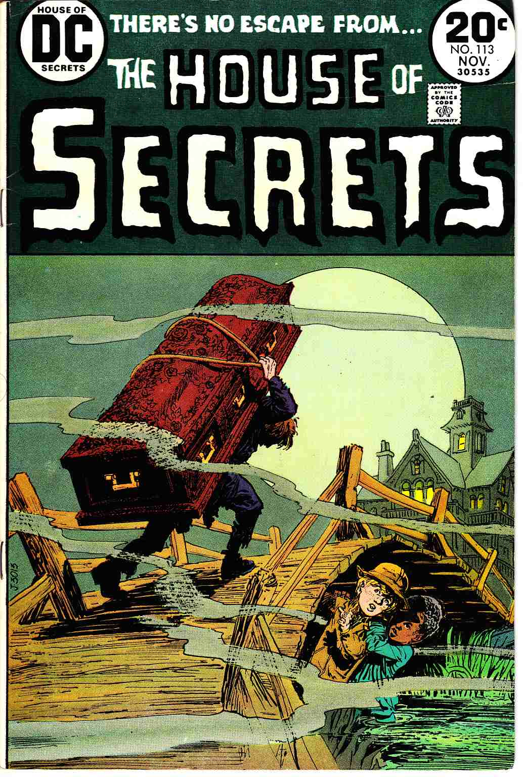 House Of Secrets #113 [DC Comic] LARGE