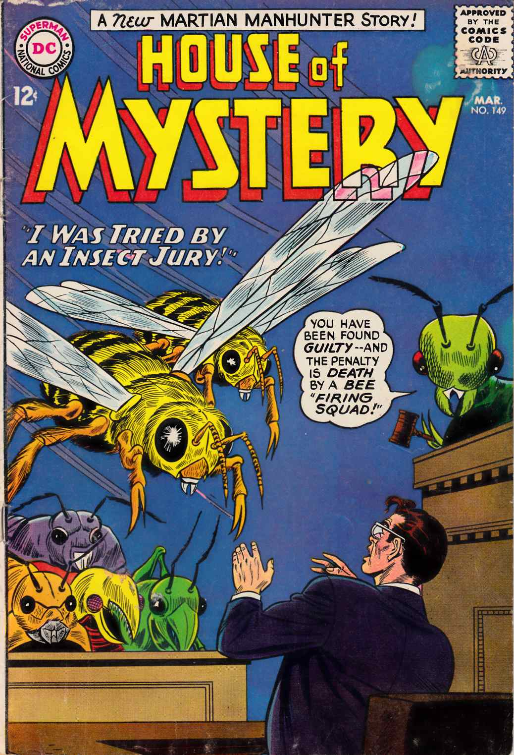 House of Mystery #149 [DC Comic] THUMBNAIL