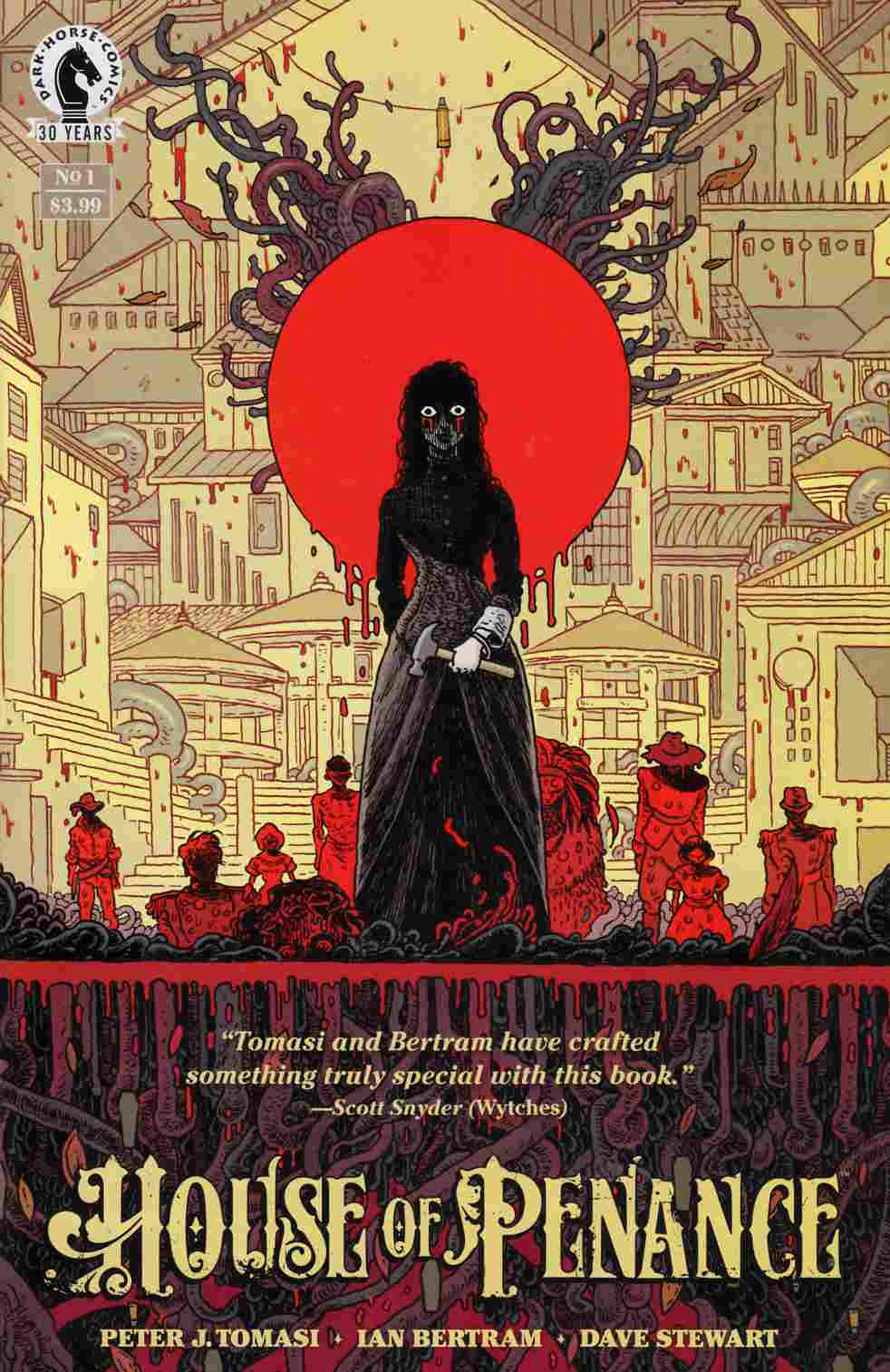 House of Penance #1 [Dark Horse Comic]