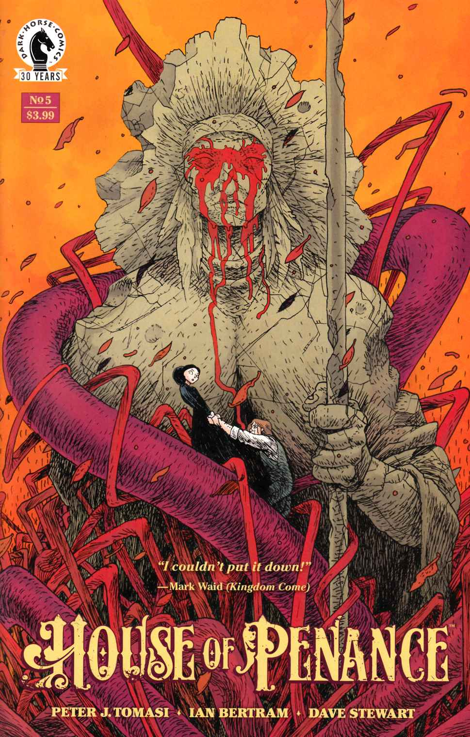 House of Penance #5 [Dark Horse Comic]