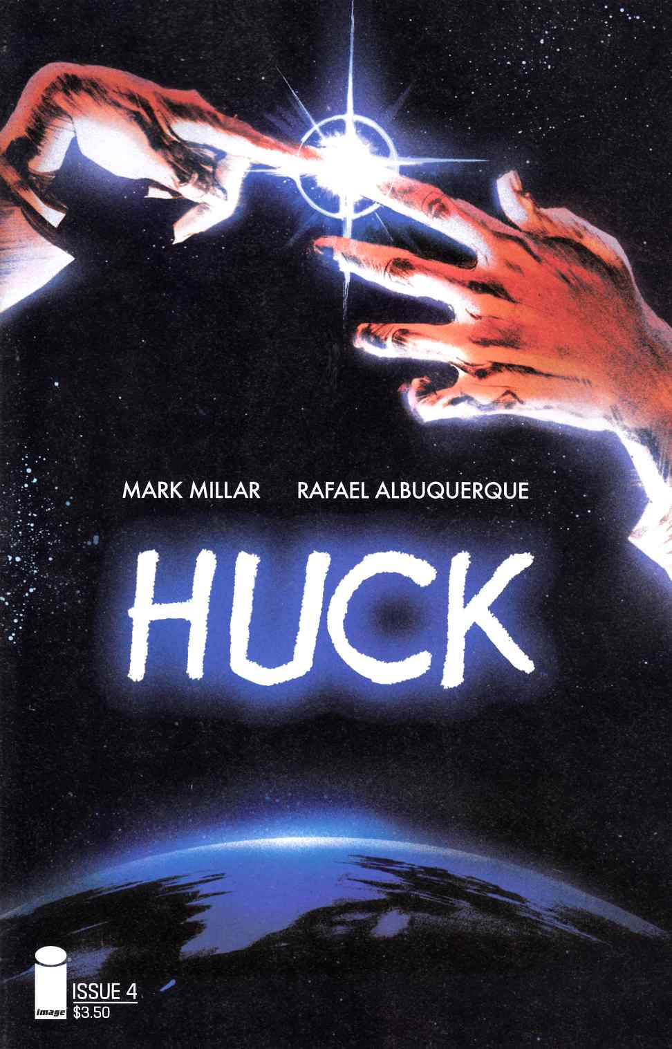 Huck #4 Cover B [Image Comic]