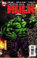 Hulk #9 Green Hulk Santa Cover [Marvel Comic]