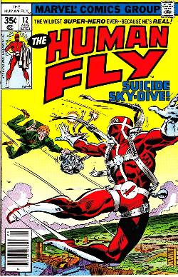 Human Fly #12 [Marvel Comic] LARGE