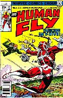 Human Fly #12 [Marvel Comic] THUMBNAIL