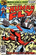Human Fly #14 [Marvel Comic] THUMBNAIL