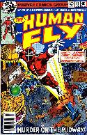 Human Fly #17 [Marvel Comic] THUMBNAIL
