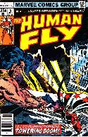 Human Fly #5 [Marvel Comic] THUMBNAIL