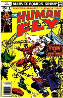 Human Fly #6 [Marvel Comic] THUMBNAIL