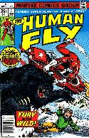 Human Fly #7 [Marvel Comic] THUMBNAIL