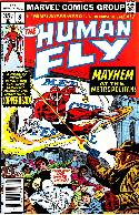 Human Fly #8 [Marvel Comic] THUMBNAIL