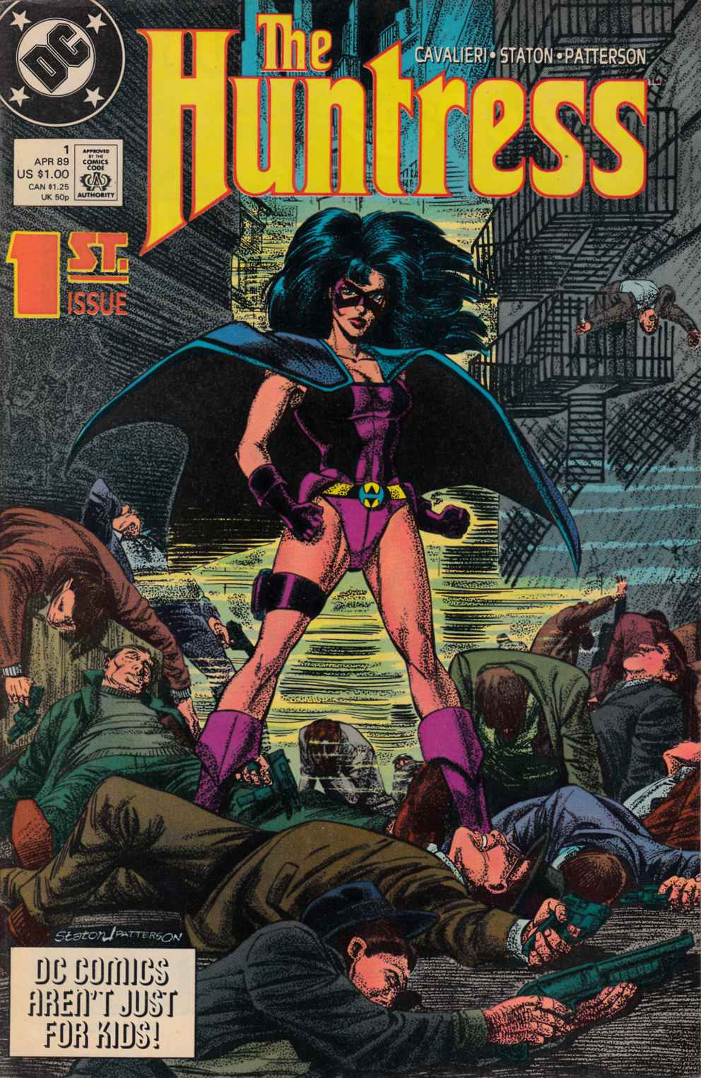 Huntress #1 Very Good/Fine (5.0) [DC Comic] THUMBNAIL