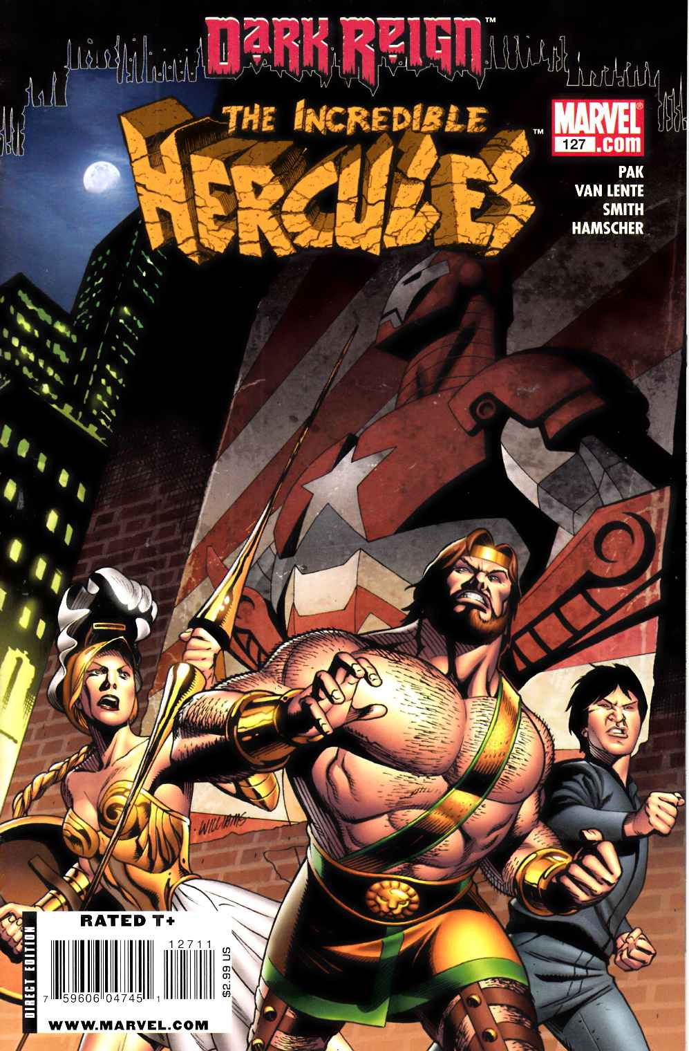 Incredible Hercules #127 Very Fine (8.0) [Marvel Comic] THUMBNAIL