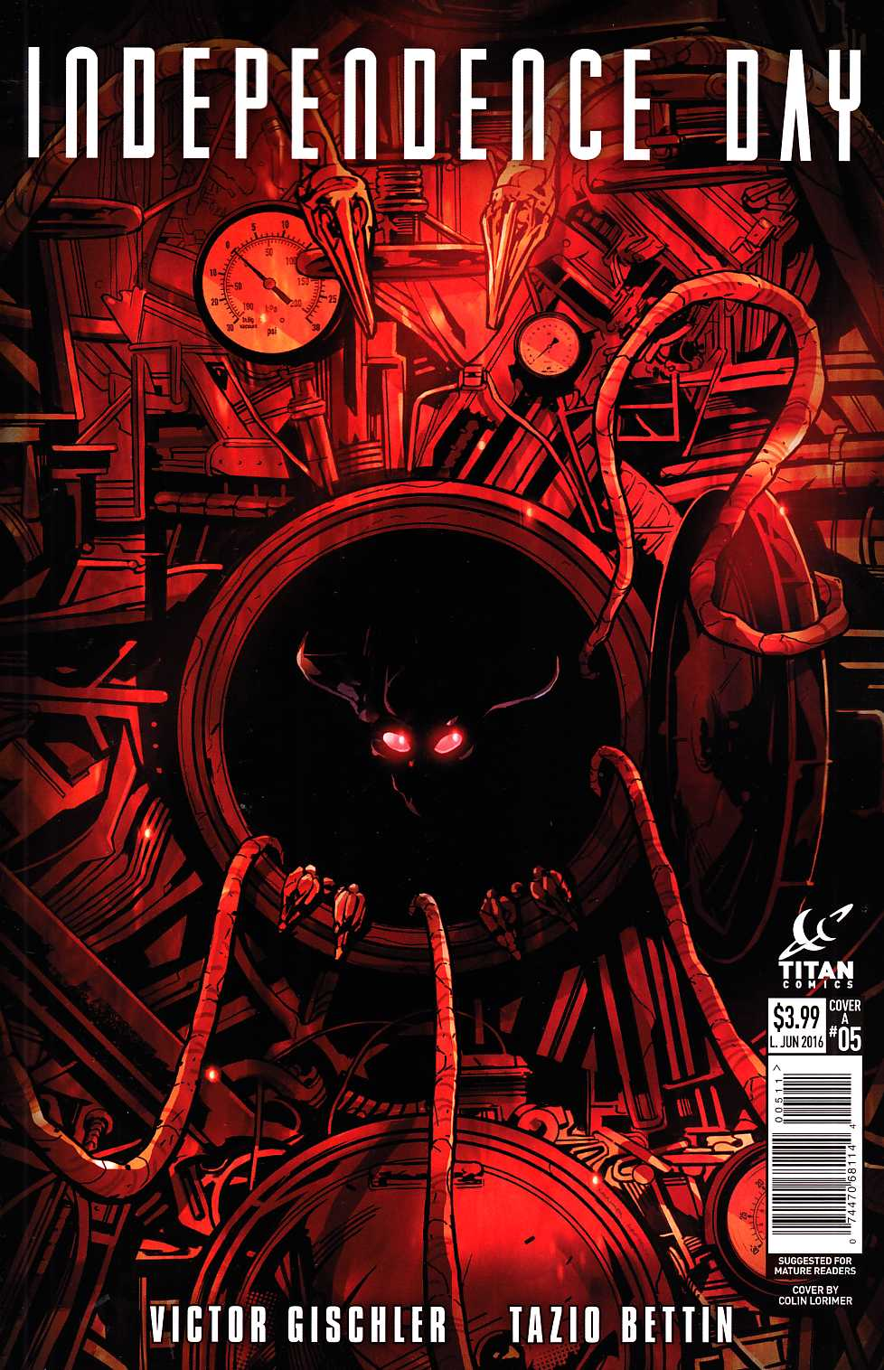 Independence Day #5 Cover A [Titan Comic]_THUMBNAIL