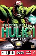 Indestructible Hulk #1 Quesada Incentive Cover [Comic] THUMBNAIL
