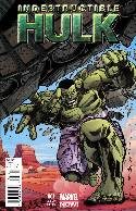 Indestructible Hulk #1 Simonson Incentive Cover [Comic] THUMBNAIL