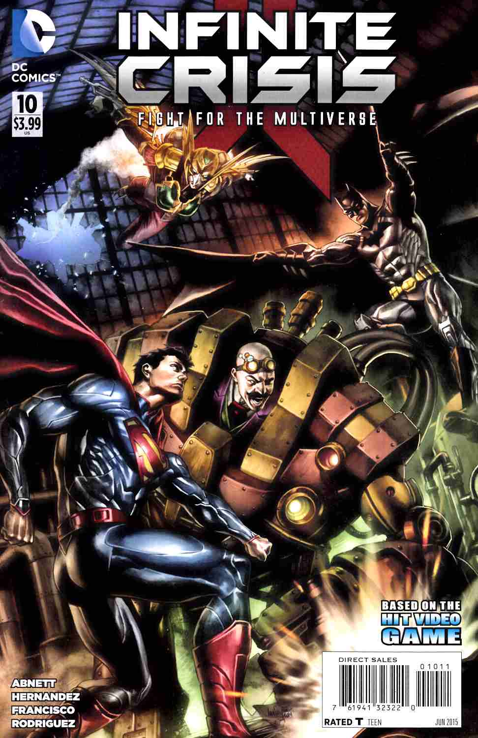Infinite Crisis Fight For the Multiverse #10 [DC Comic]_THUMBNAIL