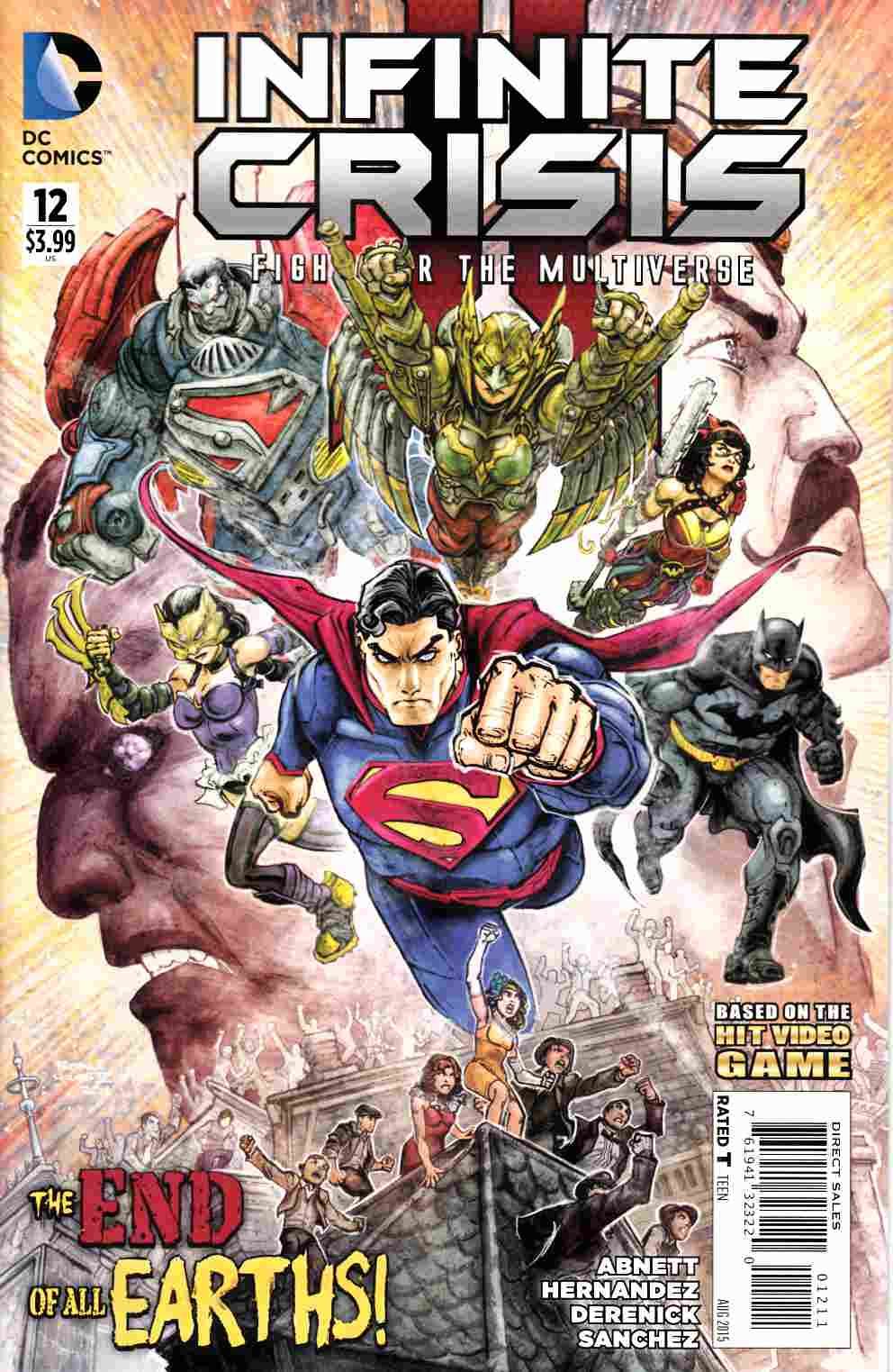 Infinite Crisis Fight For The Multiverse #12 [DC Comic]_THUMBNAIL