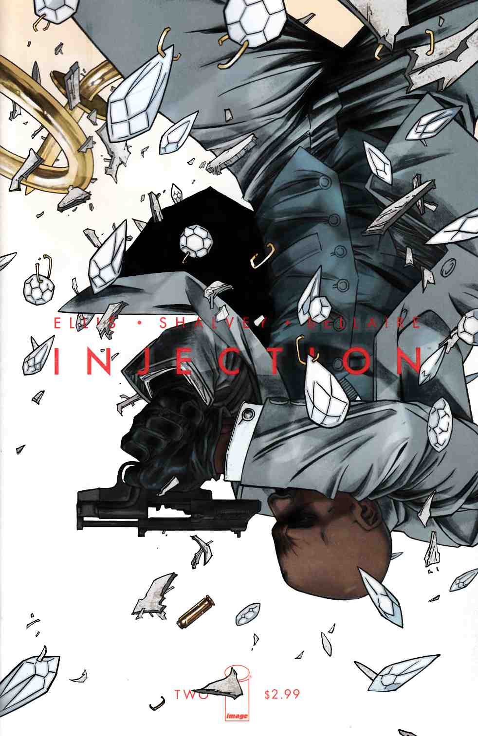 Injection #2 Cover A [Image Comic] LARGE