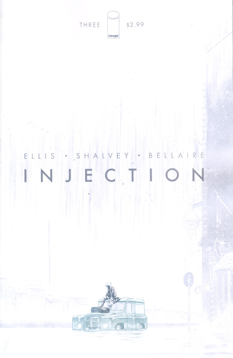 Injection #3 Cover B [Image Comic] LARGE