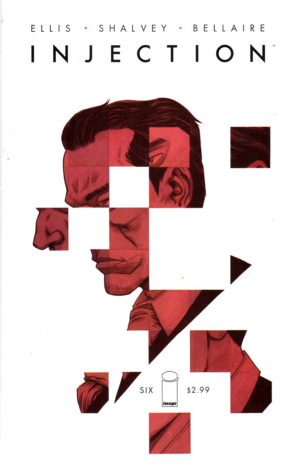 Injection #6 Cover B [Image Comic] THUMBNAIL