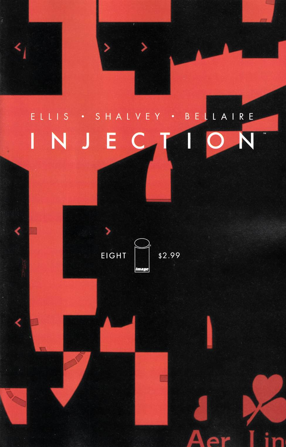 Injection #8 Cover B [Image Comic] LARGE