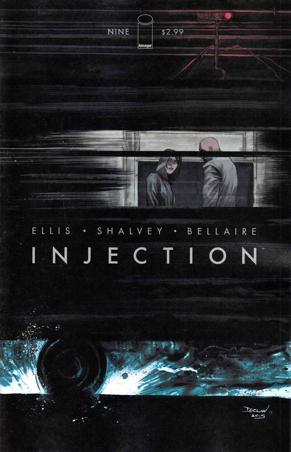 Injection #9 Cover A [Image Comic] THUMBNAIL