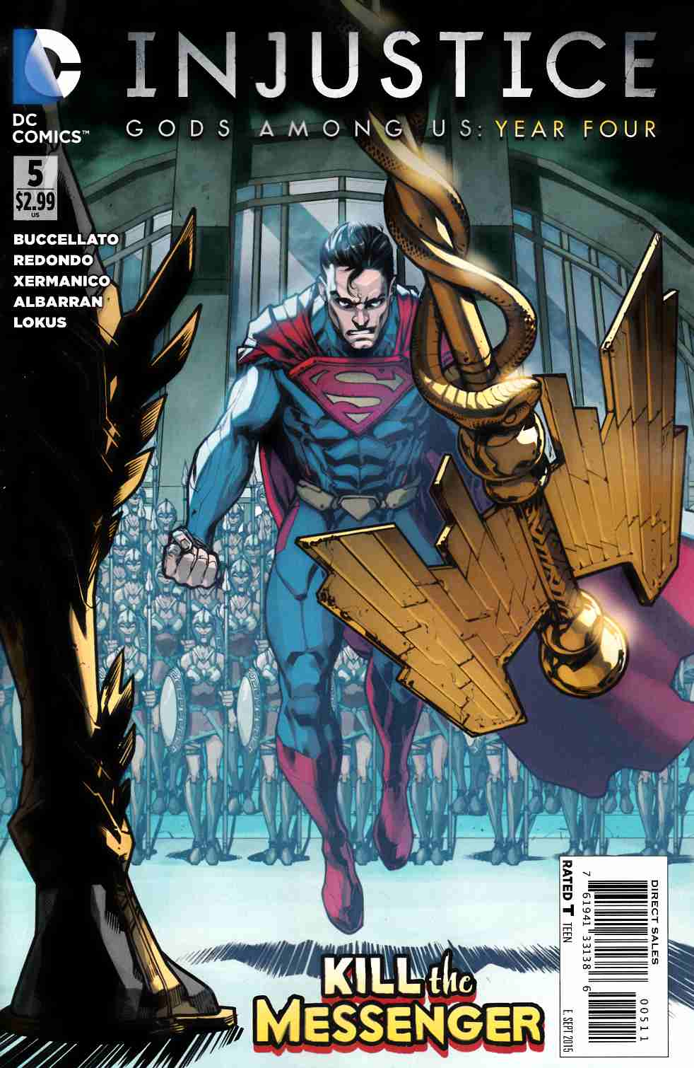 Injustice Gods Among Us Year Four #5 [DC Comic]_THUMBNAIL