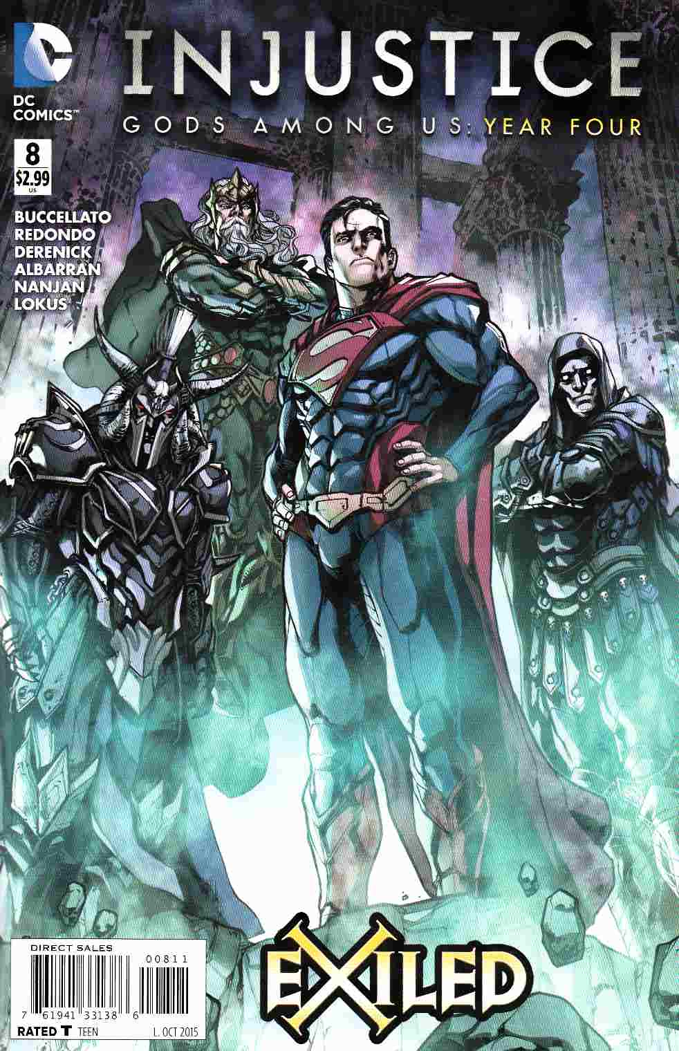 Injustice Gods Among Us Year Four #8 [DC Comic]_THUMBNAIL