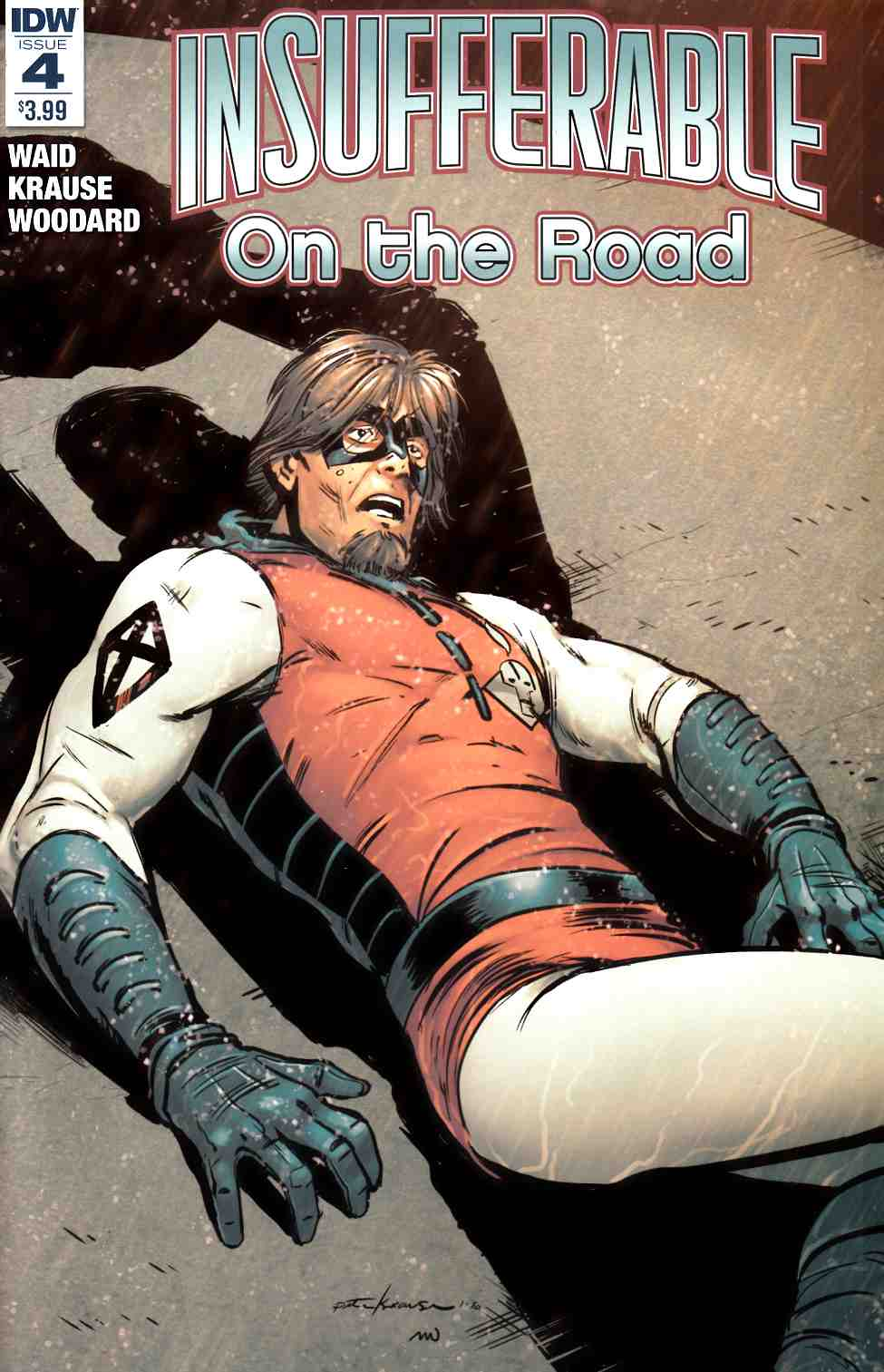 Insufferable On the Road #4 [IDW Comic]