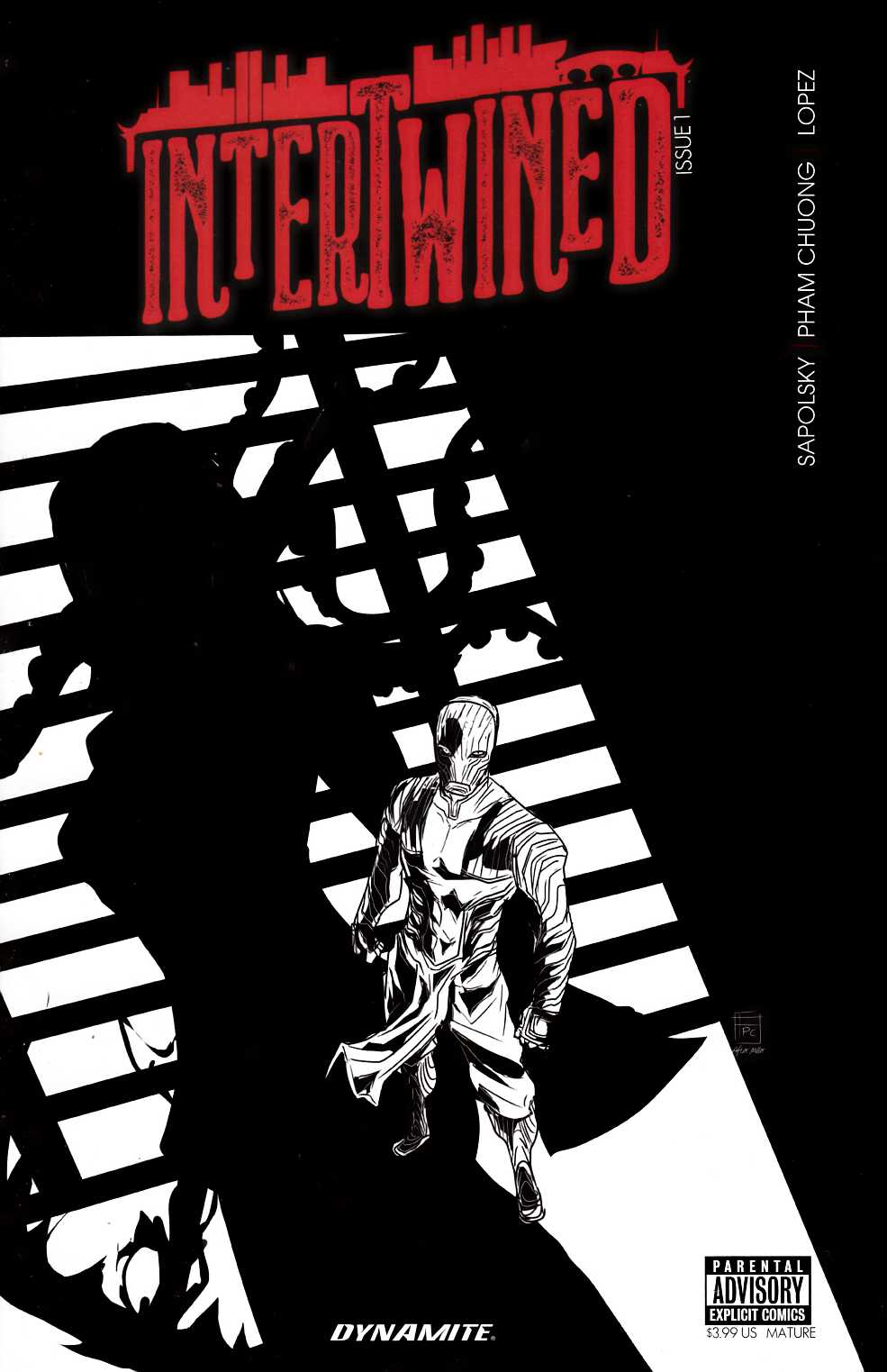 Intertwined #1 Cover B [Dynamite Comic] THUMBNAIL