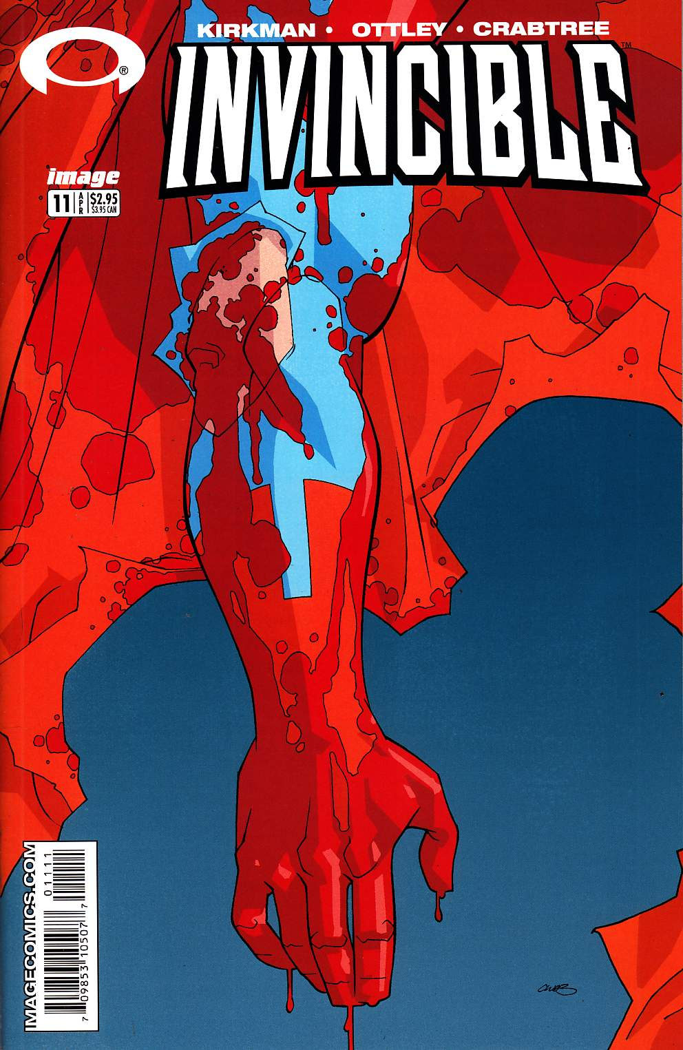 Invincible #11 [Image Comic] LARGE