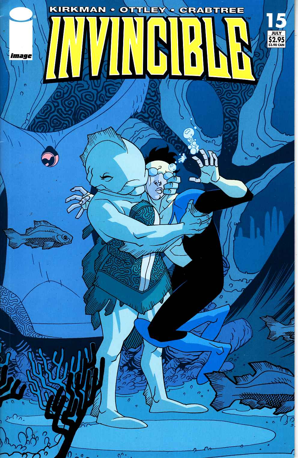 Invincible #15 [Image Comic] LARGE