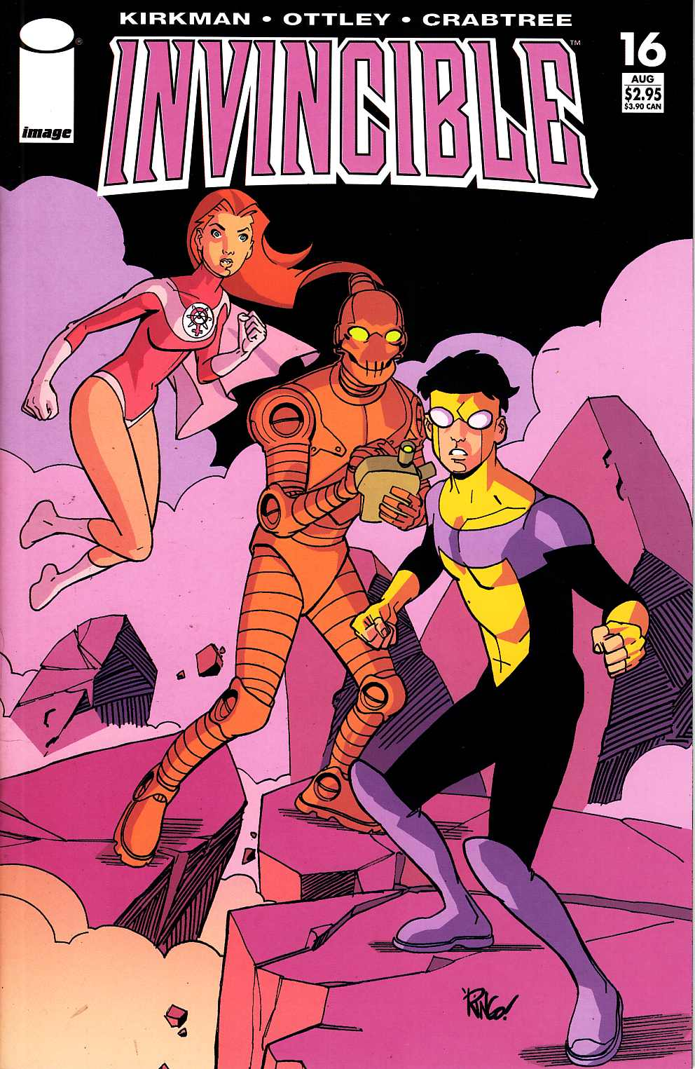 Invincible #16 [Image Comic] LARGE