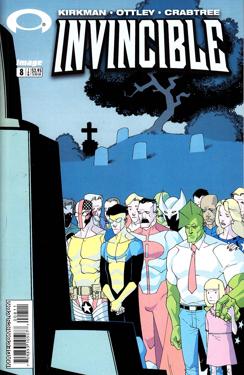 Invincible #8 [Image Comic] LARGE