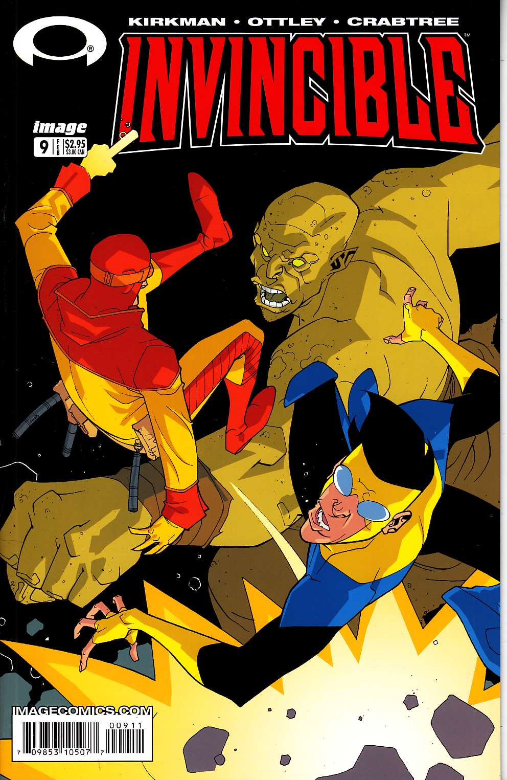 Invincible #9 [Image Comic] LARGE