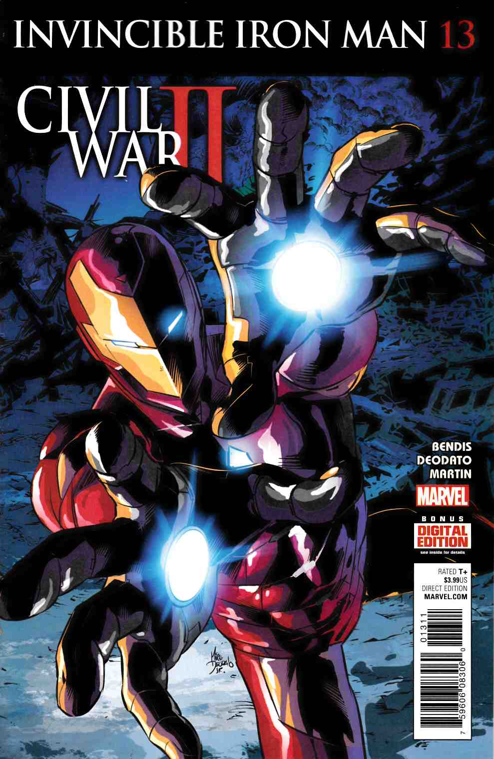 Invincible Iron Man #13 [Marvel Comic] LARGE