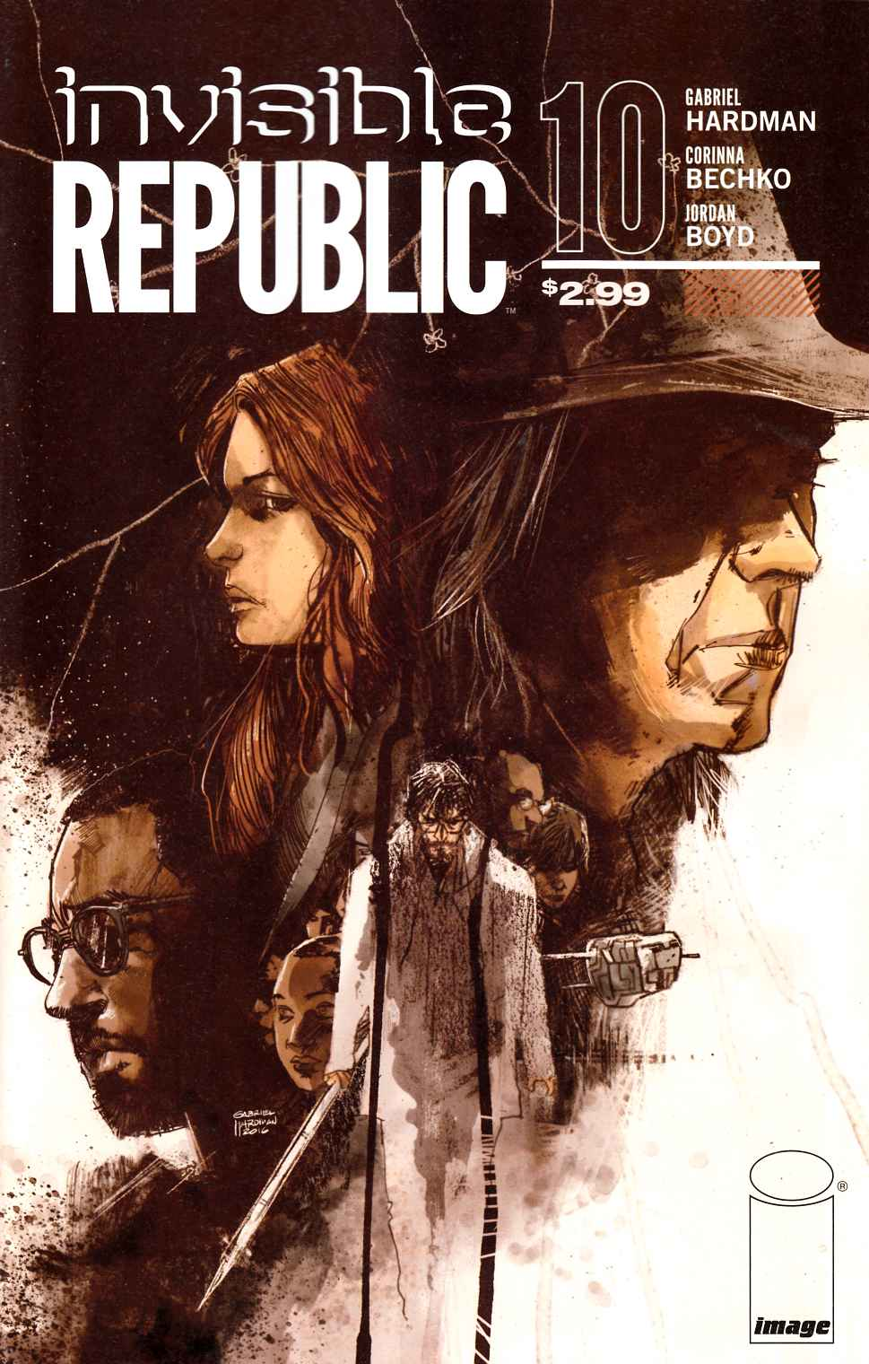 Invisible Republic #10 [Image Comic] THUMBNAIL