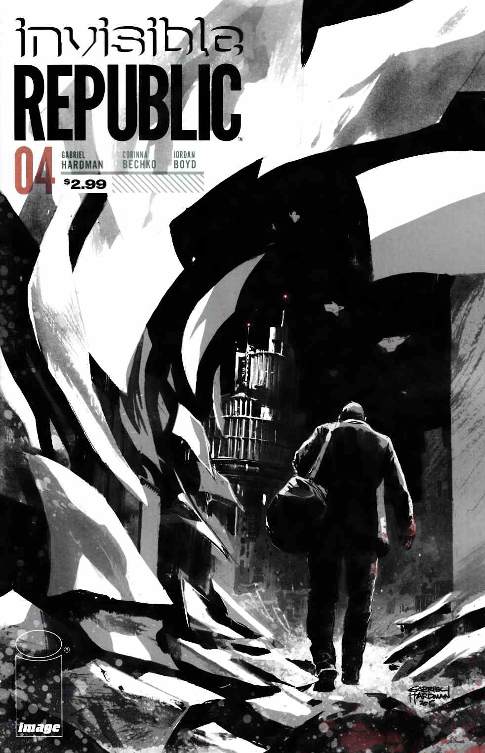 Invisible Republic #4 [Image Comic] THUMBNAIL