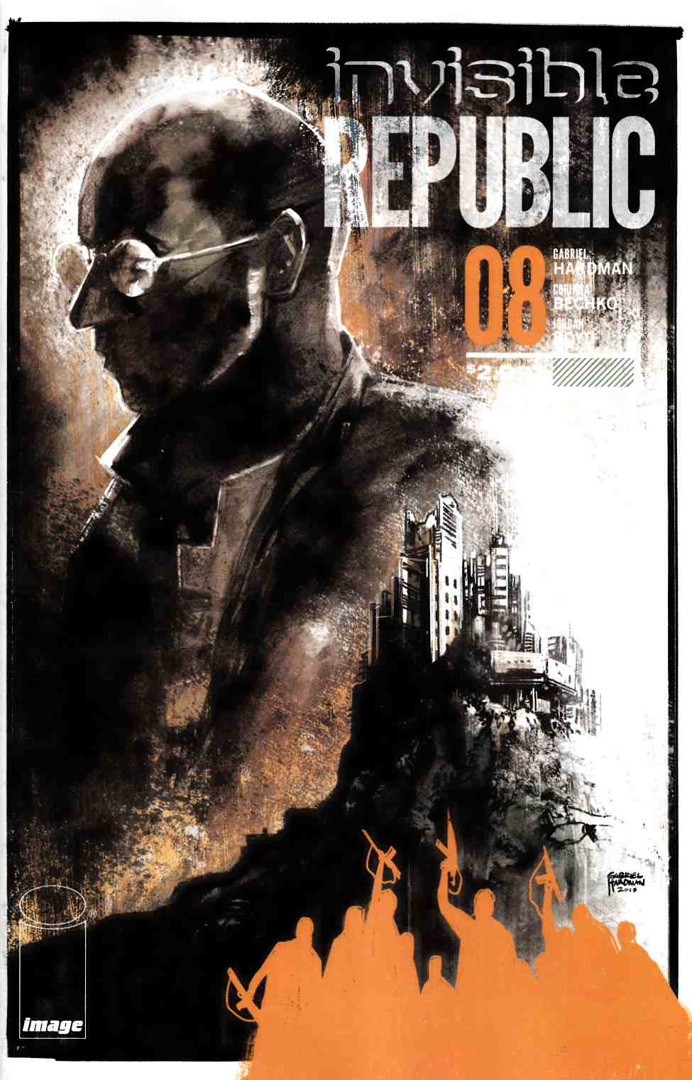 Invisible Republic #8 [Image Comic] THUMBNAIL