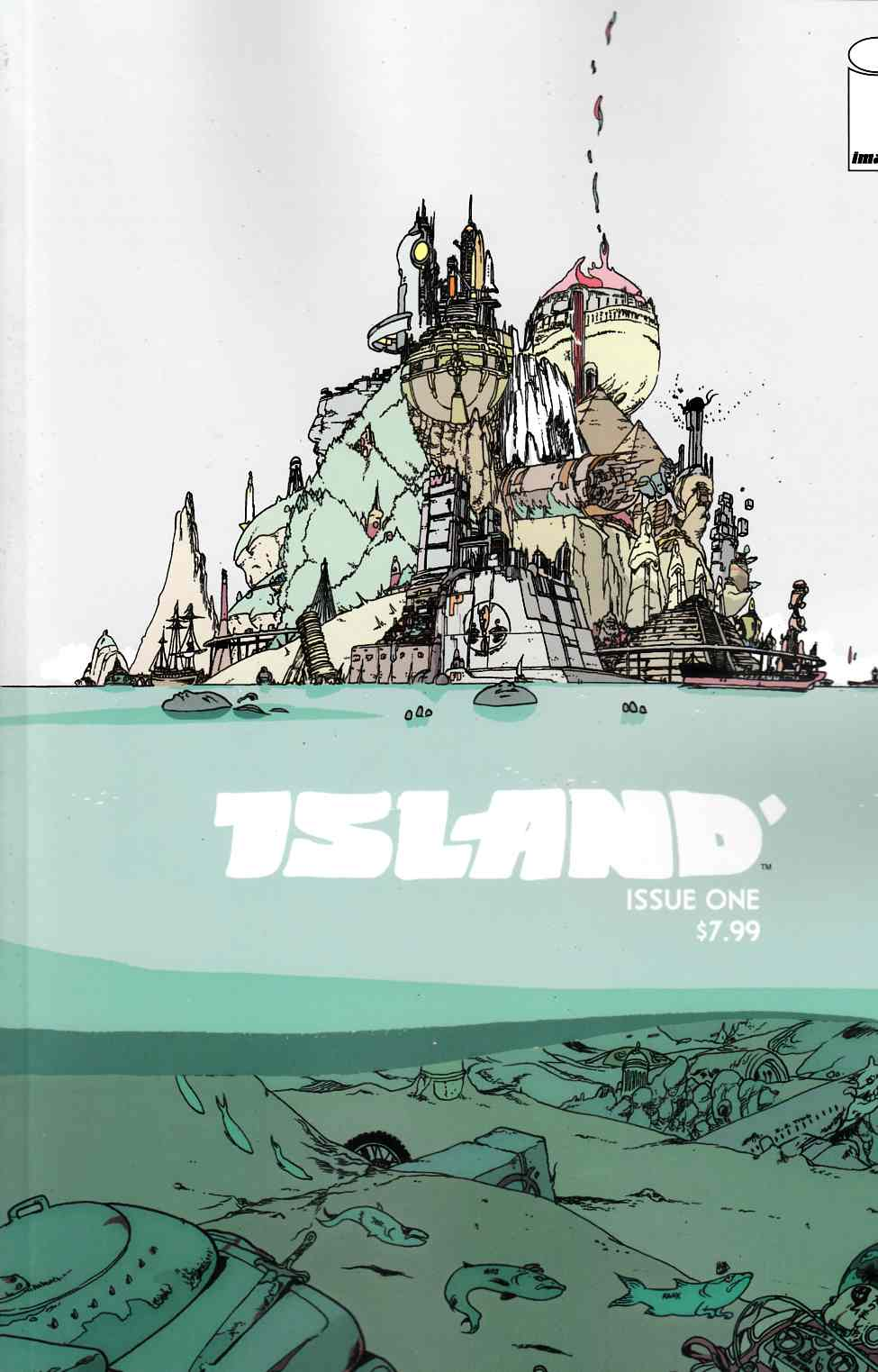 Island #1 [Image Comic] LARGE