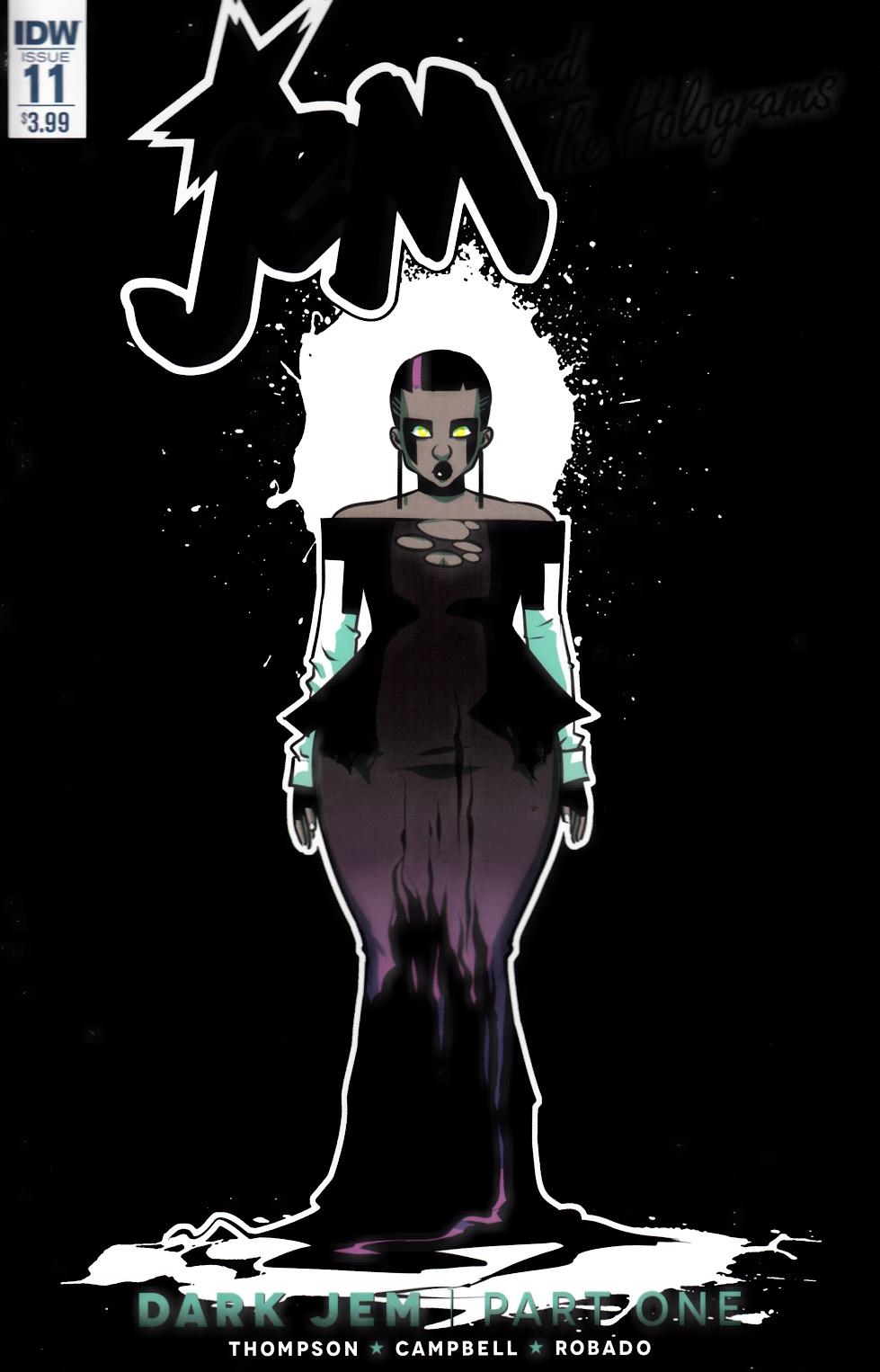 Jem & the Holograms #11 Cover C [IDW Comic] THUMBNAIL
