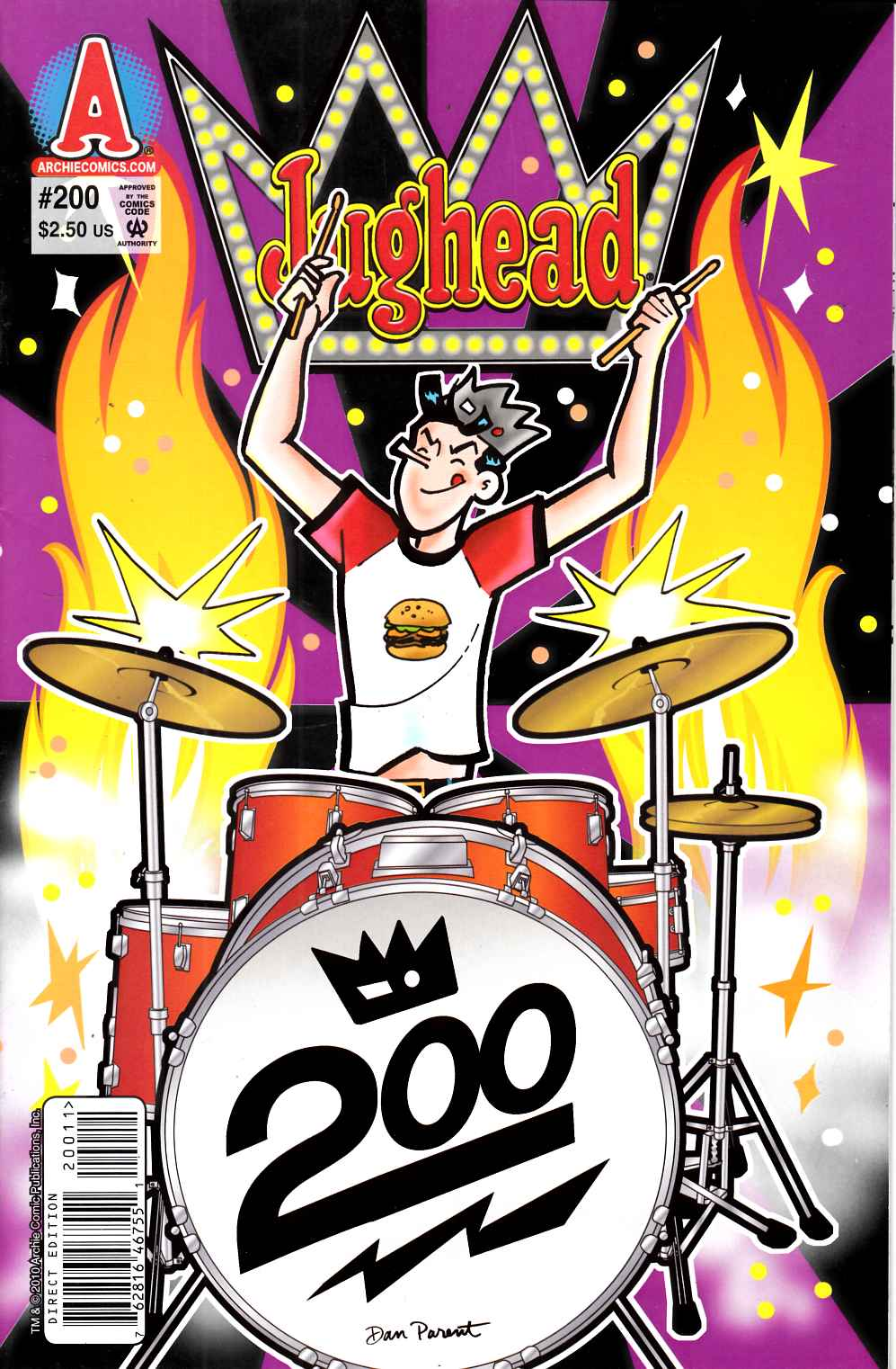 Jughead #200 Very Fine (8.0) [Archie Comic] LARGE