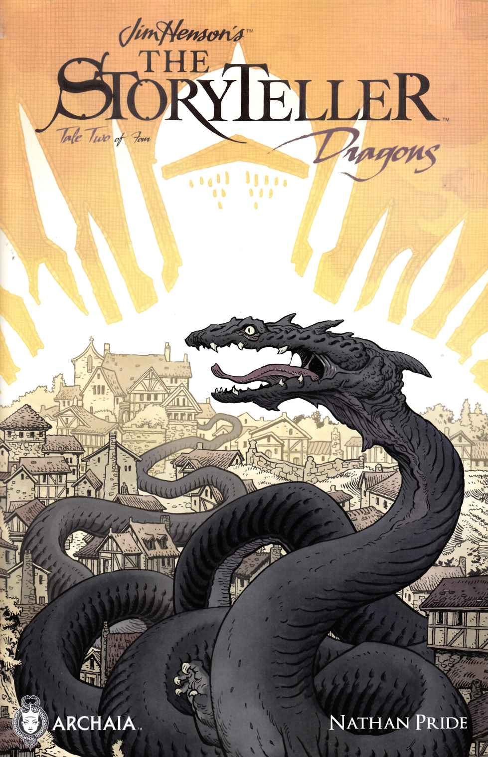 Jim Hensons Storyteller Dragons #2 [Boom Comic] THUMBNAIL
